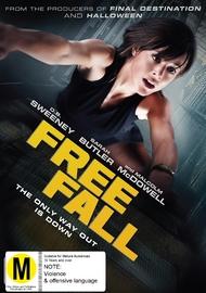 Free Fall on DVD