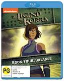 Legend Of Korra: Book Four on Blu-ray