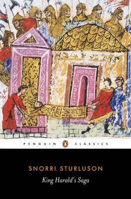 King Harald's Saga by Snorri Sturluson image