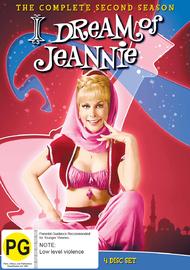 I Dream of Jeannie (Season 2) on DVD