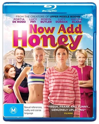 Now Add Honey on Blu-ray