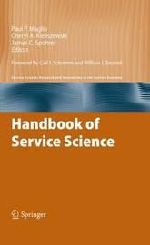 Handbook of Service Science image
