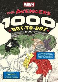 Marvel's Avengers 1000 Dot-to-Dot Book by Thomas Pavitte