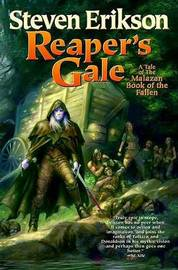 Reaper's Gale by Steven Erikson image