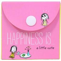 Happiness Is . . . A Little Note - Note-card Collection