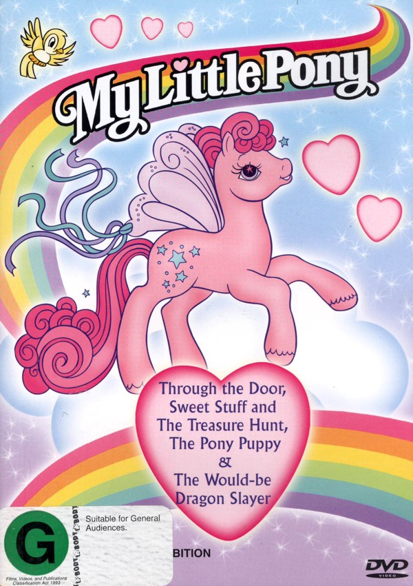 My Little Pony - Through The Door, Sweet Stuff & More! on DVD image