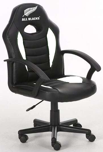 Playmax Kids Gaming Chair - All Blacks Edition for