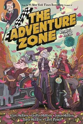 The Adventure Zone by Clint McElroy
