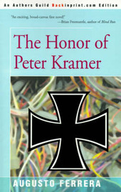 The Honor of Peter Kramer by Augusto Ferrera image