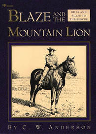 Blaze and the Mountain Lion by C.W. Anderson image