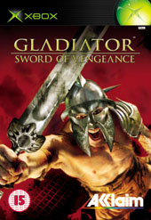 Gladiator: Sword of Vengeance for Xbox