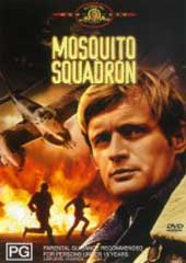 Mosquito Squadron on DVD