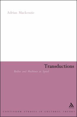 Transductions by Adrian Mackenzie