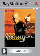 Pro Evolution Soccer 3 for PS2