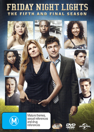 Friday Night Lights - The 5th and Final Season on DVD