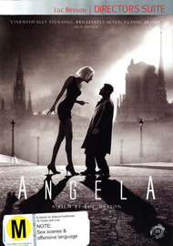 Angel-A on DVD image