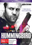 Hummingbird on DVD, UV