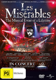 Les Miserables - 25th Anniversary Concert DVD
