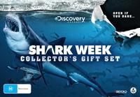 Shark Week Collector's Gift Set on DVD