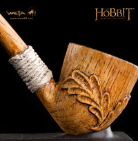 The Hobbit: The Desolation Of Smaug - Pipe Of Bilbo Baggins Replica