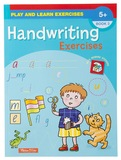 Gillian Miles - A4 Play & Learn - Handwriting: Book 3