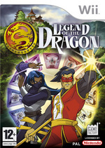 Legend Of The Dragon for Nintendo Wii