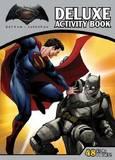 DC Comics: Batman vs Superman Awesome Activity Book