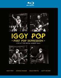 Post Pop Depression: Live At The Royal Albert Hall on Blu-ray