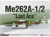 Academy 1/72 Me262A-1/2 'Last Ace' (limited ed)