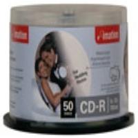 Imation DVD-R Inkjet Printable 16X 100 Spindle