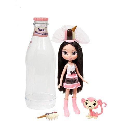 Yummi-Land Ice Cream Pop Girls - Nikki Neopolitan image