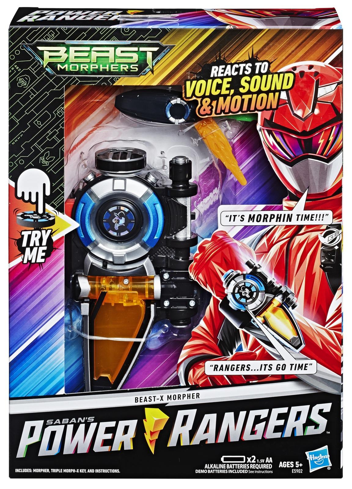Power Rangers: Beast Morphers - Beast-X Morpher