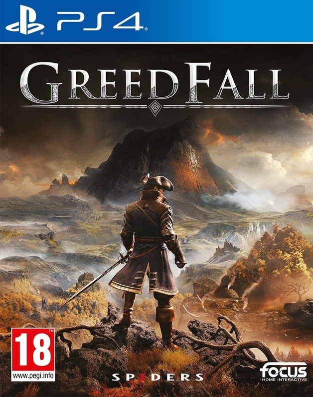 Greedfall for PS4
