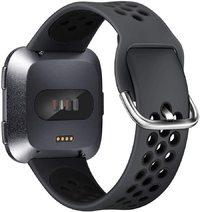 OEM Fitbit Versa Band Sports Style - Black