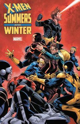 X-men: Summers And Winter by Lonnie Nadler