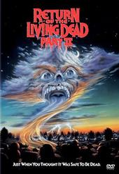 Return of the Living Dead Part II on DVD