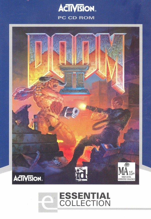 Doom 2 for PC image
