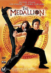 The Medallion on DVD