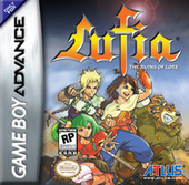 Lufia: The Ruins of Lore for Game Boy Advance