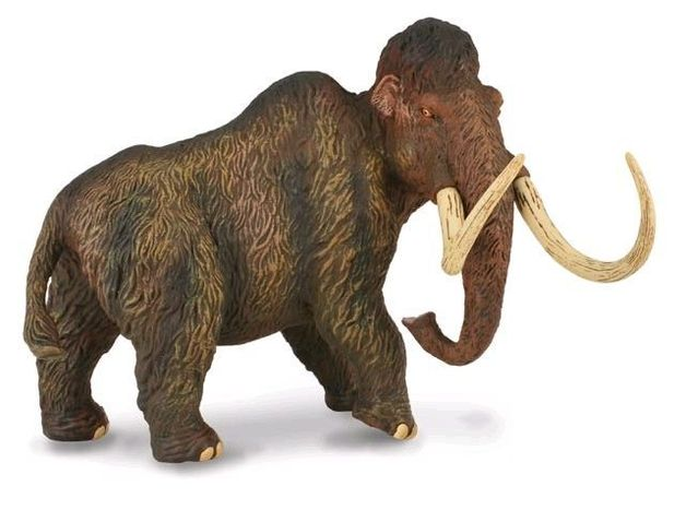 CollectA: Deluxe - Woolly Mammoth