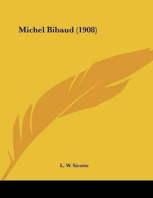 Michel Bibaud (1908) by L W Sicotte