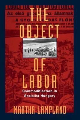 The Object of Labor by Martha Lampland