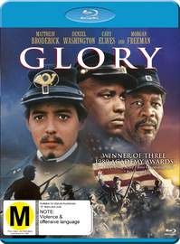Glory on Blu-ray