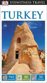 DK Eyewitness Travel Guide Turkey by DK Travel
