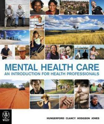 Mental Health Care by Carole Hungerford image