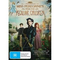 Miss Peregrine's Home For Peculiar Children on DVD image