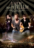 Lady Antebellum Own The Night World Tour on DVD