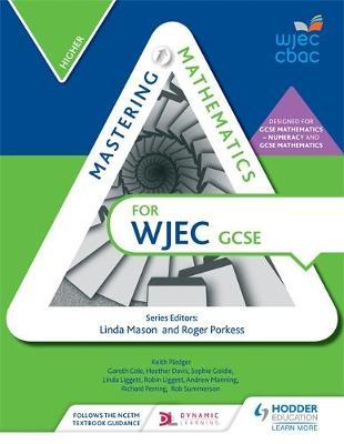 Mastering Mathematics for WJEC GCSE: Higher by Gareth Cole image