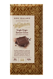 Whittaker's: Artisan Collection - Single Origin Samoan Cacao (100g)