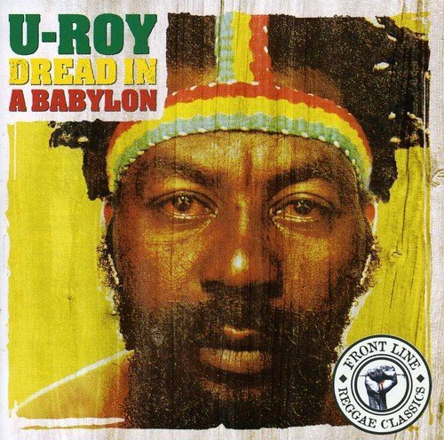 Dread In a Babylon (LP) by U Roy image